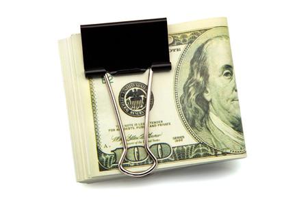 white fund: heap of tickets on white fund