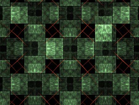 apophysis: Criss cross squares fractal