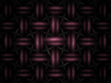apophysis: Star weave fractal