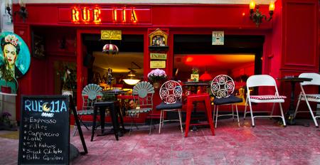 Istanbul Cihangir Turkey Coffee Shop Design 04.04.2019 新聞圖片