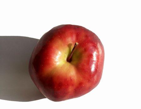 Een appel per dag  Stockfoto - 4097363