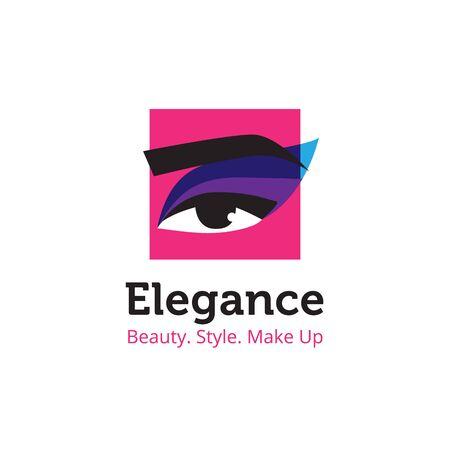 make up model: Vector minimalistic beauty studio