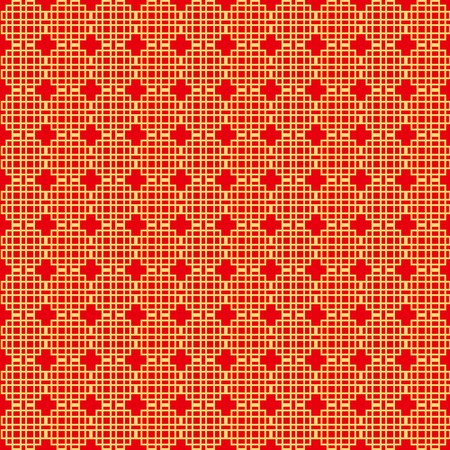 Oriental asian traditional japanese korean chinese patterns decoration elements,web online concept page background,asians style.Japanese tradition ornate geometric seamless pattern,fabric design