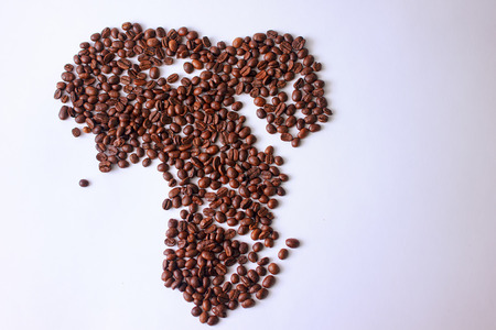 african coffee: african coffee