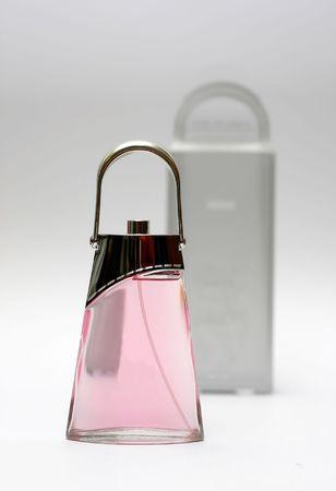 bottle of eau de parfum
