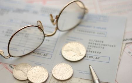 details of paying bills