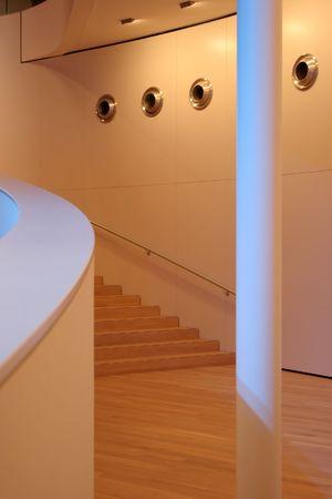 nowoczesnej architektury wnętrz szczegóły