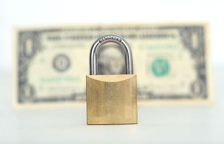 american banker: concept of locked money