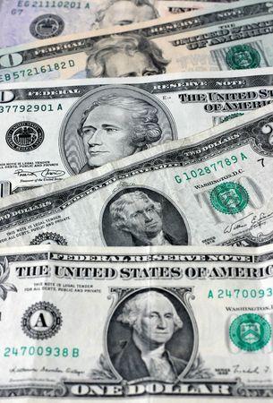 dollar bills Stock Photo - 438300