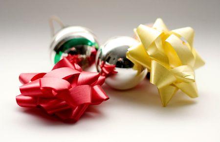 Details of vintage christmas decoration