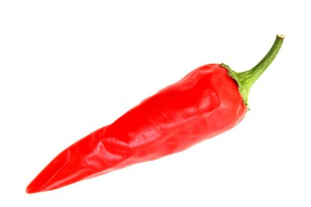 red hot chilli pepper Stock Photo