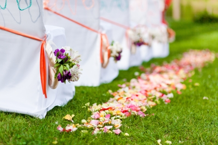 wedding chairs: weding ceremony