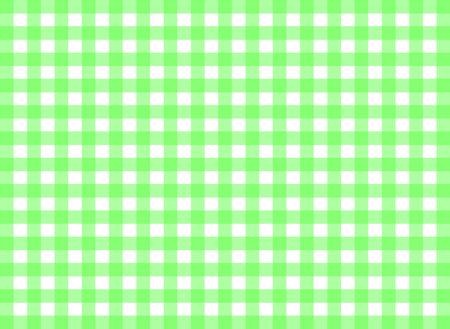 tilable: Facile tilable percalle verde ripetizione stampa, sfondo trasparente, carta da parati con texture visibile tessuto Vettoriali