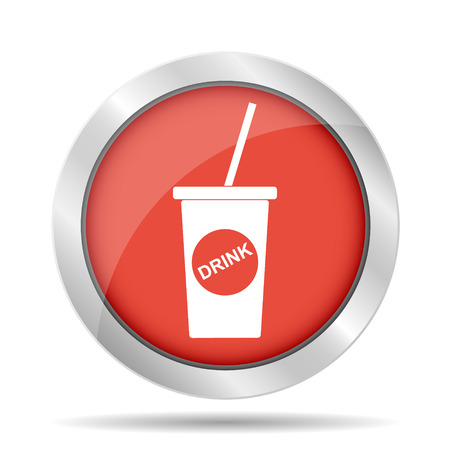 paper coffee cup. Flat vector illustrator Illusztráció