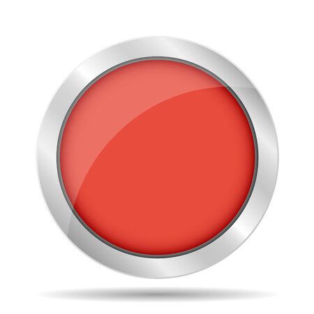 glossy buttons: Vettore pulsanti. Vector Illustrator