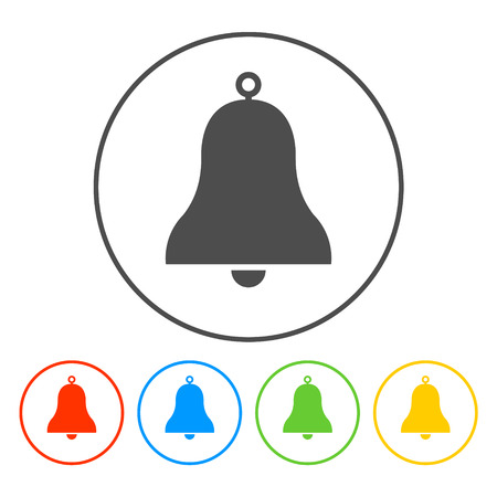 ringer: Bell Icon Symbol