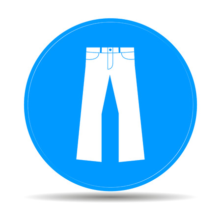 breeches: Pants icon