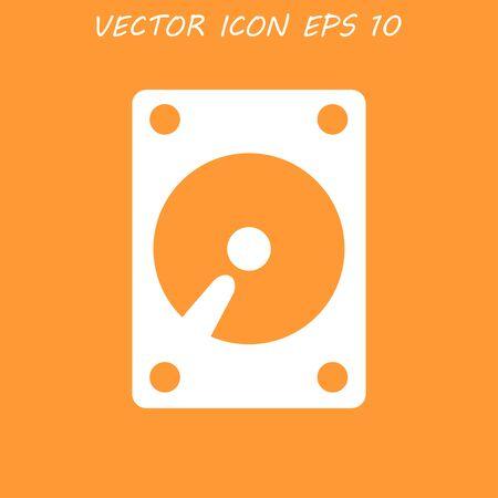 sata: hard disk icon.