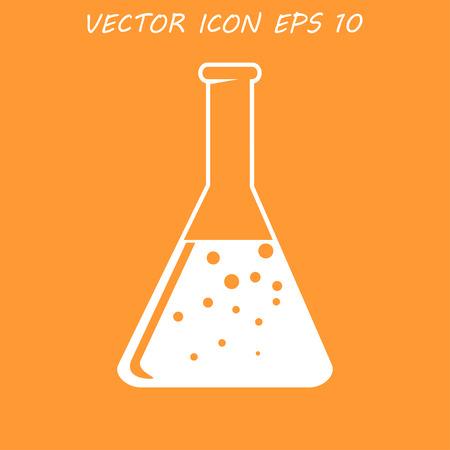 laboratory glass: laboratory glass  icon