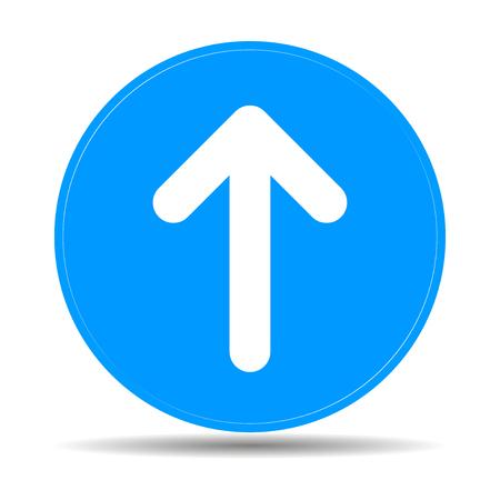 down under: icon arrow Illustration