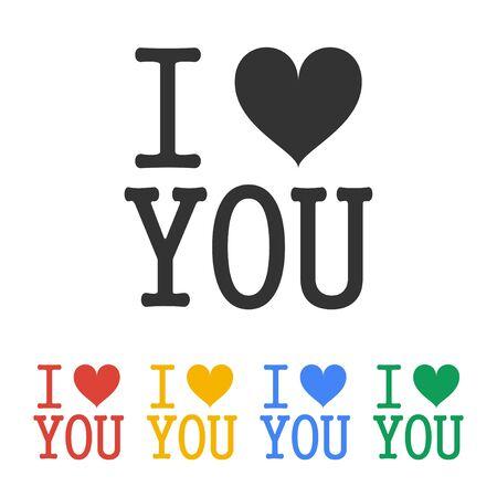 happy valentines: Heart illustration. Happy Valentines Day