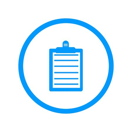 to do list: Personal organizer- to do list. Flat design style