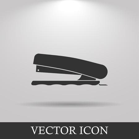 Stapler icon- Vector, vector eps 10 illustration