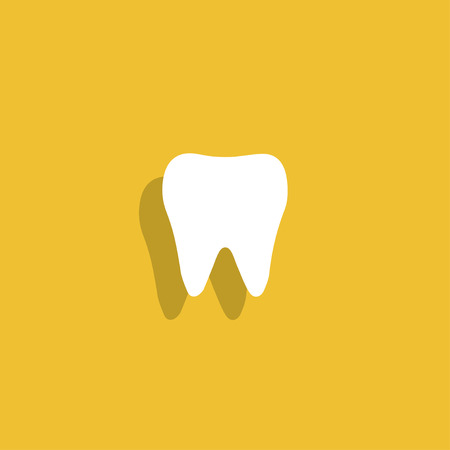 mouth screen: Tooth Icon.