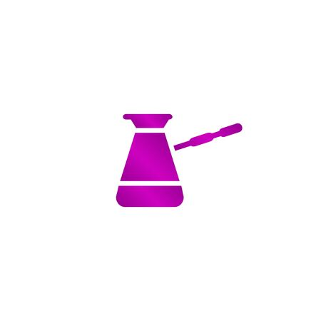 turk: The turk icon. Coffee symbol. Flat design style eps 10