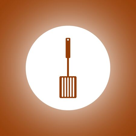 Kitchen tool icon. Vector concept illustration for design. Illustration