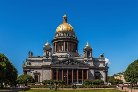 St. Isaacs Cathedral, St. Isaacs Square, St. Petersburg