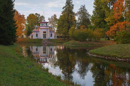 by catherine: In the Catherine Park, Pushkin, Tsarskoe Selo, St. Petersburg