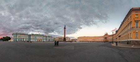 Palace Square, Winter Palace, St Petersburg autumn