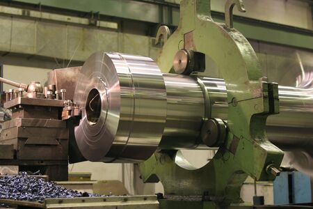Lathe Turning Stainless Steel - Turning