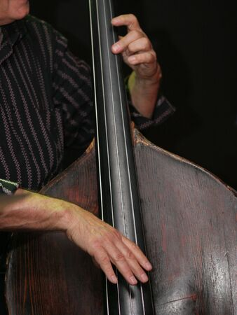 Double-bass  photo