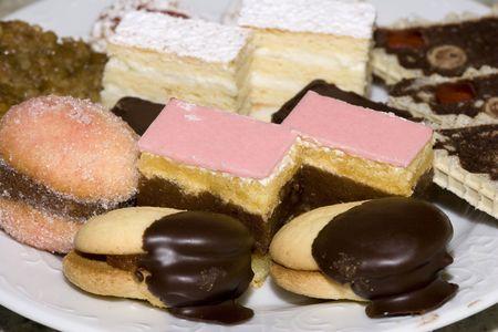 Sweet food Stock Photo - 2861562