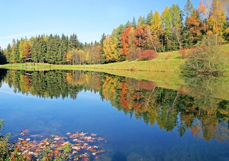 Hermoso otoño  Foto de archivo - 3039603