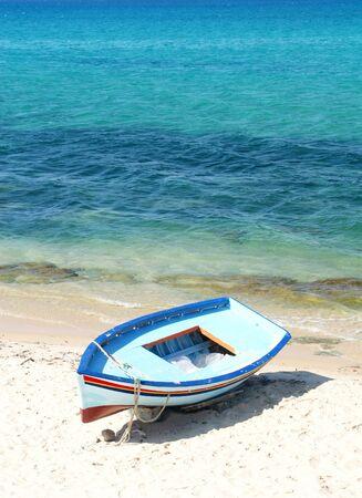 Hammamet boat photo