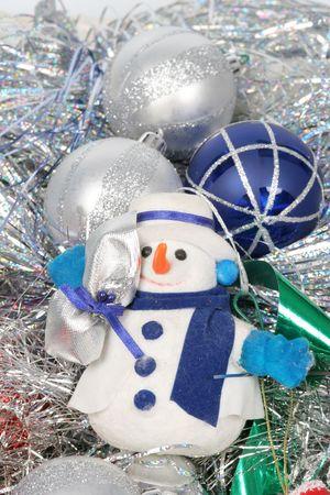 Christmas balls Stock Photo - 3123000