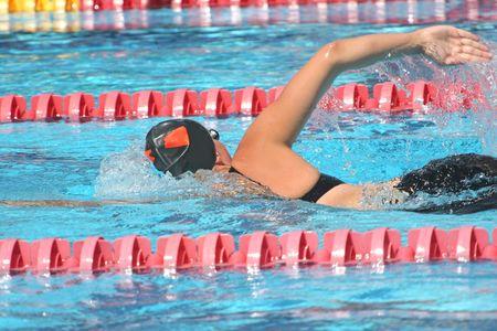 victor: Swimmer