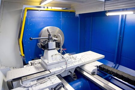 grinding: Lathe Turning Stainless Steel - Grinding