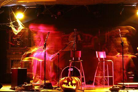 treating: Halloween Band