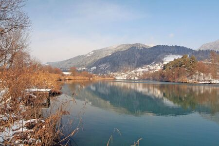 Beautiful Winter Stock Photo - 3849870