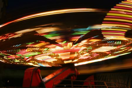 Ferris wheel Stock Photo - 4786794