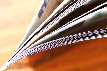 Magazine backgrounds Stock Photo - 5099894