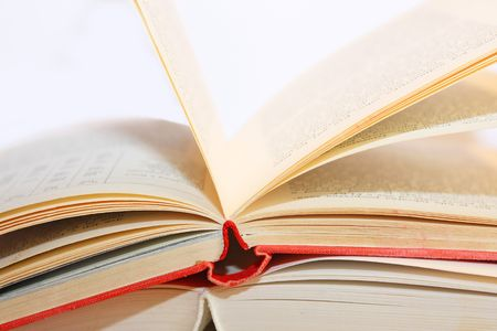 Opened Book Stock Photo - 5099893
