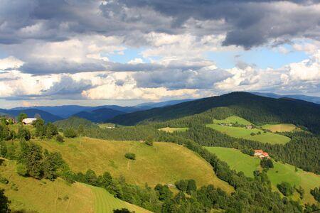 landscape view Stock Photo - 5259262