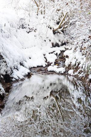 murmur: Winter creek