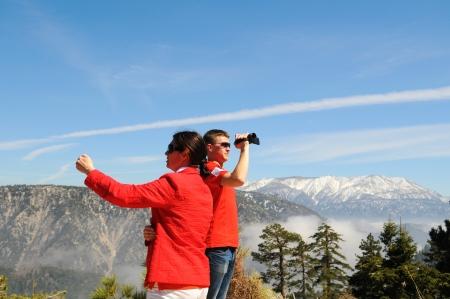 bernardino: Exploration of San Bernardino Mountains, US