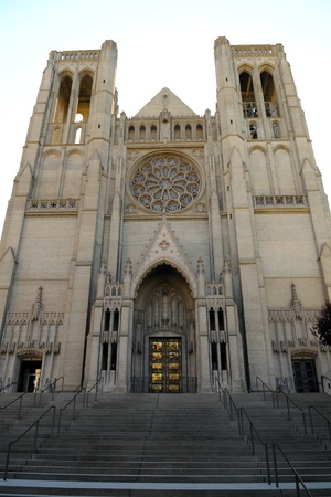 Grace Cathedral - San Francisco, California photo